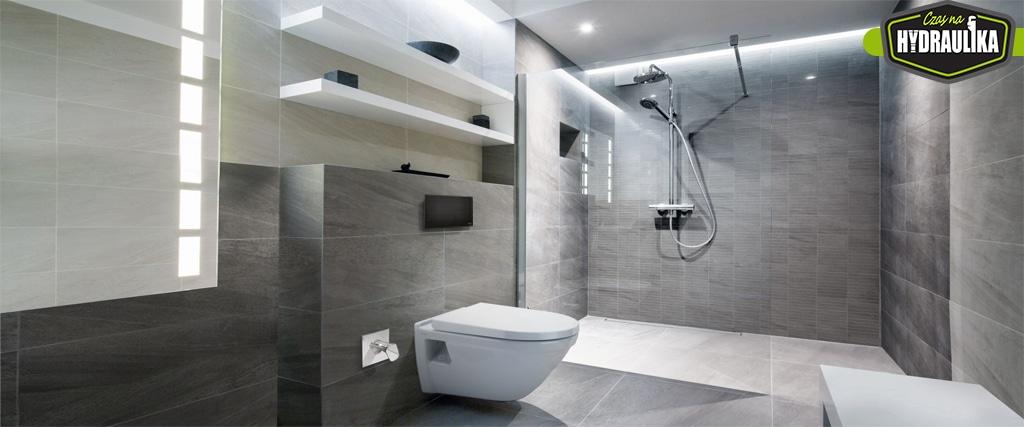 Prysznic bez brodzika – odpływy liniowe JOMO