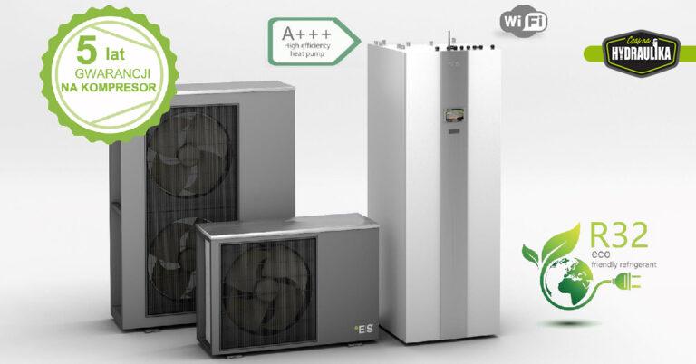 Nowa pompa ciepła Energy Save od Power of Green